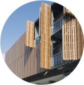 Fassaden- und Balkonplatten