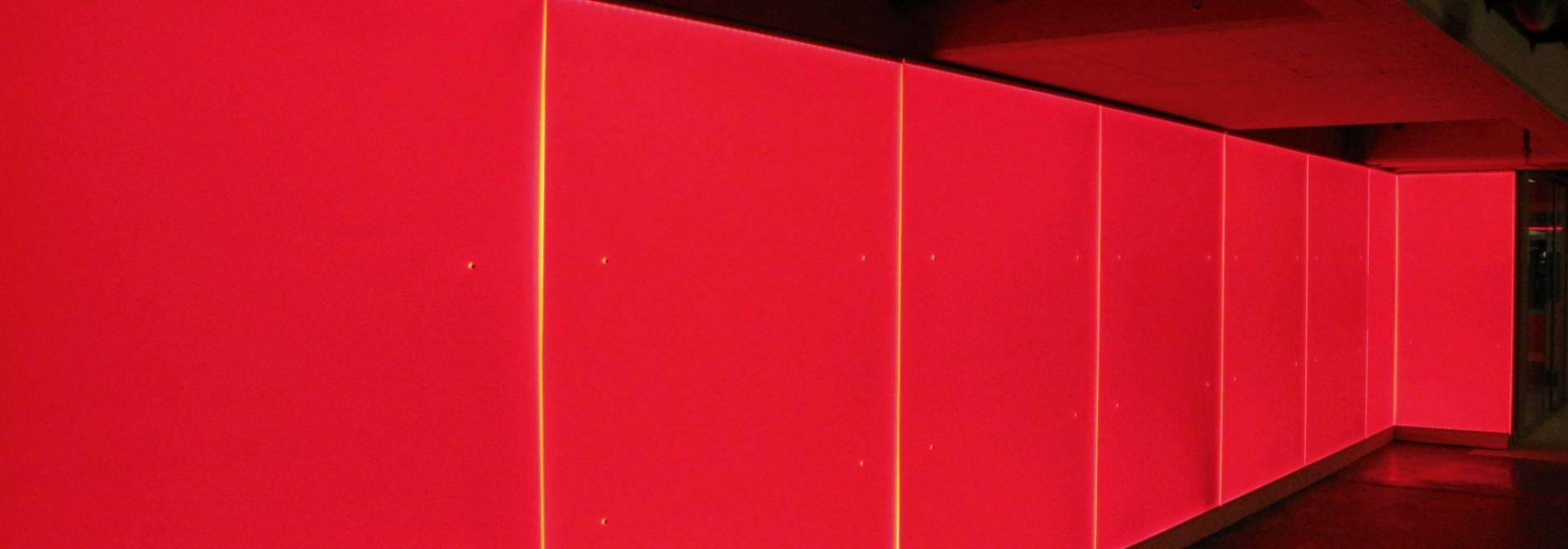 PLEXIGLAS® LED - Für Kantenbeleuchtung lichtleitend klar, extrudiert