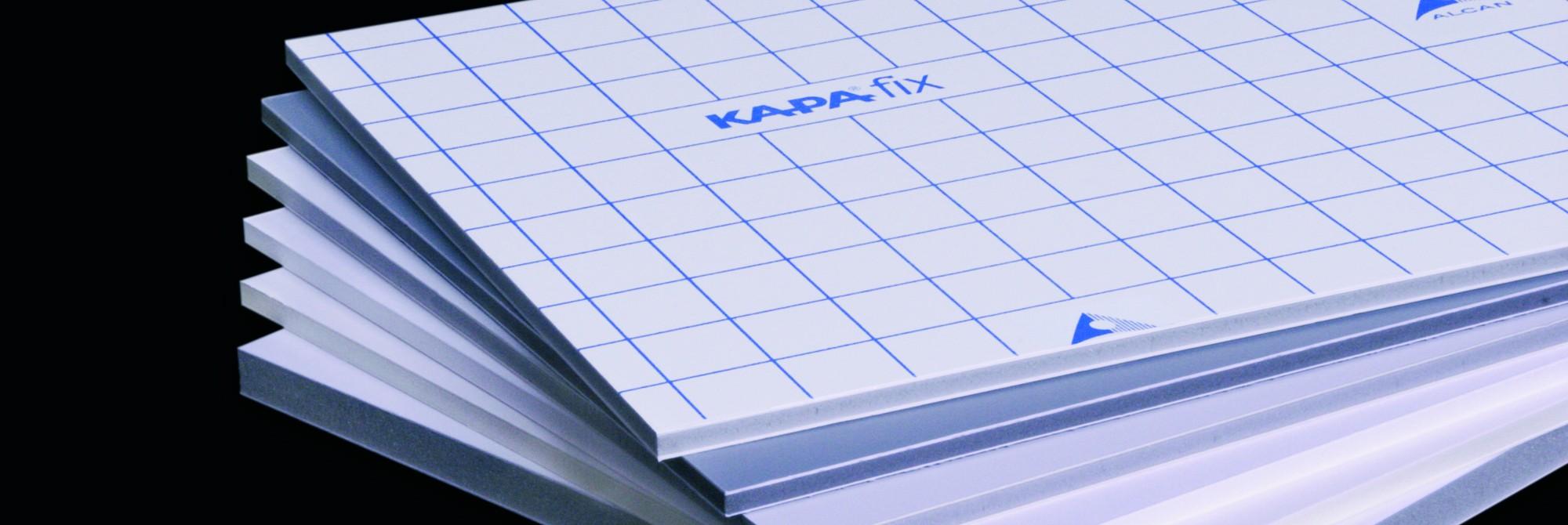 KAPA® Leichtstoffplatten