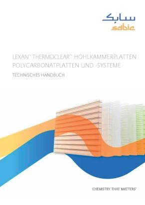 Technisches Handbuch: LEXAN™ THERMOCLEAR™