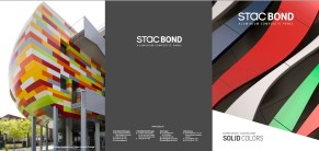 STACBOND® Solid Colors