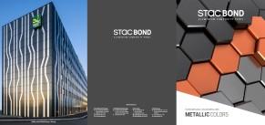 STACBOND® Metallic Colors