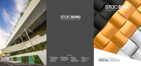 STACBOND® Special Finishes Farbkarte