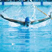 Invernaderos y piscinas