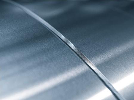 Aluminium Coil Coils Spaltband Close-up