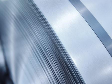 Elektolytisch verzinktes Feinblech Spaltband elo verzinkt