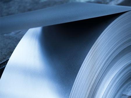 Mangan-Bor-Stahl Spaltband