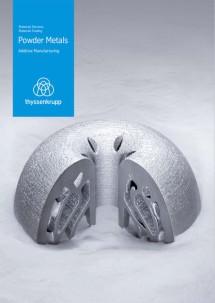 Fabrication Additive – métaux en poudre