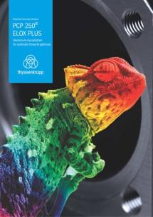 Aluminium-Gussplatten PCP 250® ELOX PLUS – dekoratives Eloxieren auf höchstem Niveau