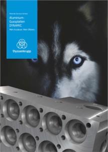 Aluminium-Gussplatten DYNAMIC – Mehr Ausdauer. Mehr Effizienz.