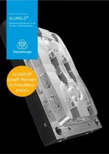 ALUMOLD® – hochfestes Aluminium für den Formen- und Werkzeugbau