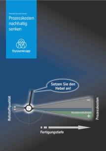 Präzisionsstäbe aus Titan - Prozesskosten nachhaltig senken