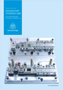 THYRODUR-2990 – die innovative Alternative zu Werkstoff-Nr. 1.2379