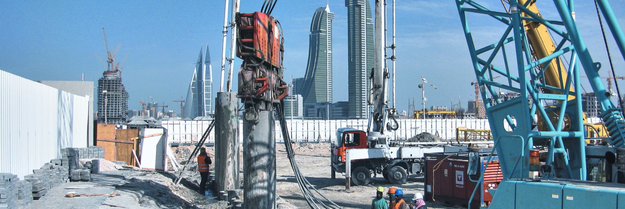 Bau & Infrastruktur