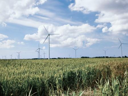 Energie Windräder