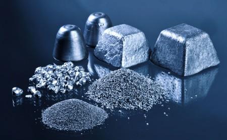 Raw materials distribution