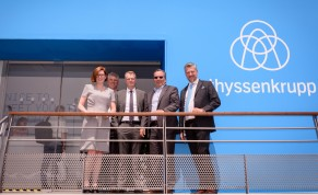 Sonaca continues to rely on thyssenkrupp Aerospace