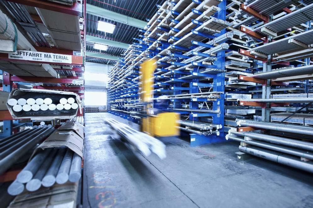 thyssenkrupp Aerospace warehouse