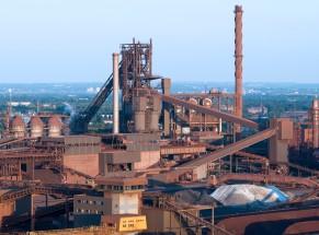 thyssenkrupp Steel Europe Hochofen Schwelgern 1