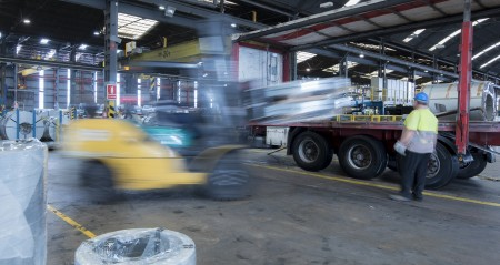 thyssenkrupp Materials Processing Europe Warehouse