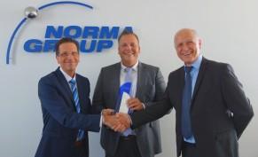 Supplier Award thyssenkrupp Materials Processing Europe