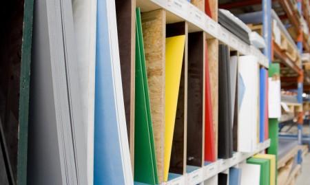 New warehouse thyssenkrupp Materials Hungary