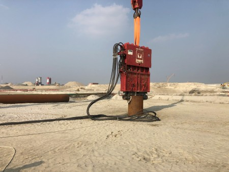 thyssenkrupp Infrastructure delivering secure foundations for major project in Bangladesh