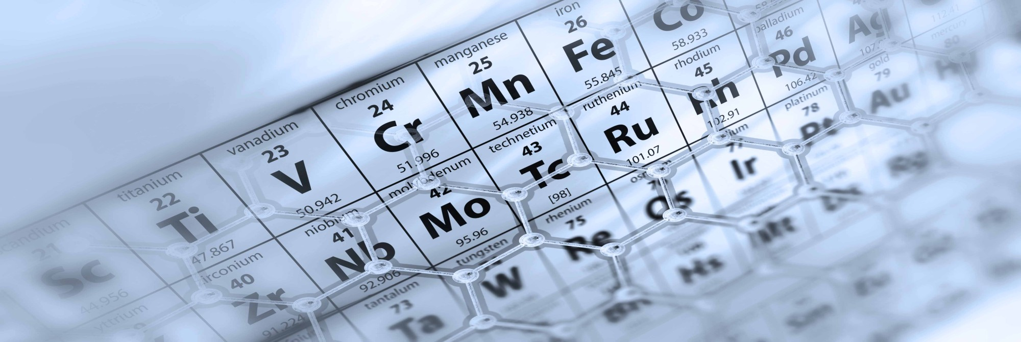 Chemical compositions of stainless steel