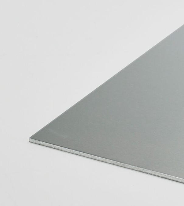 Mill finish - aluminium sheet