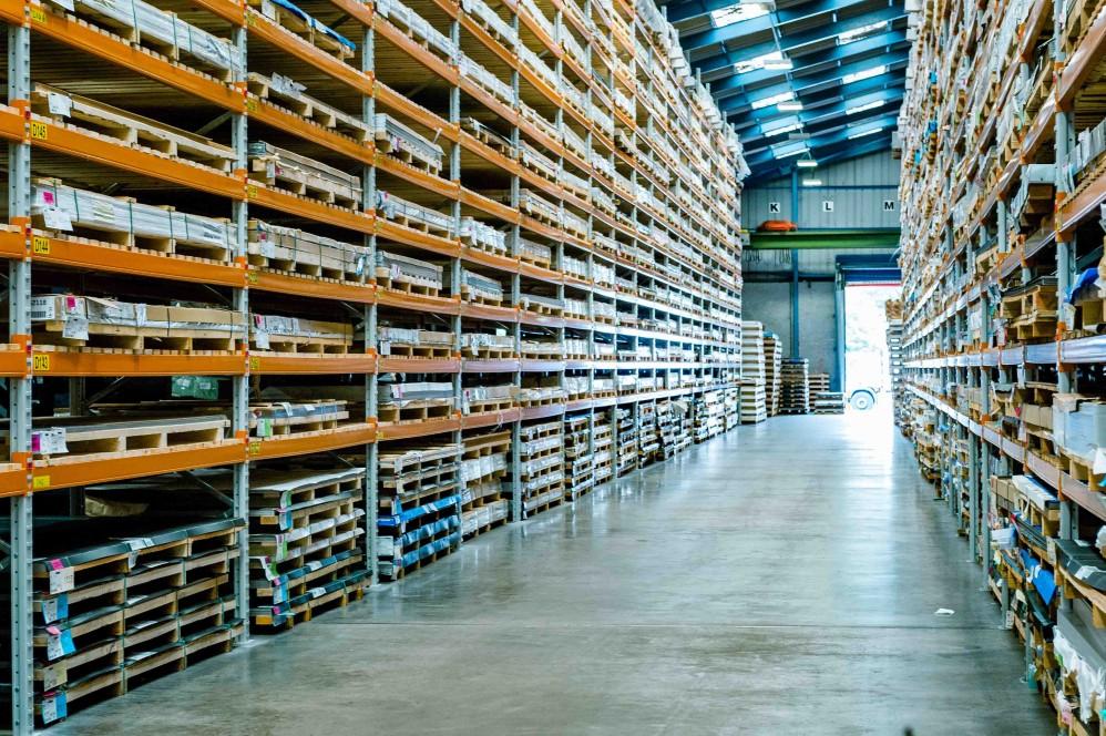 Aluminium sheet stock
