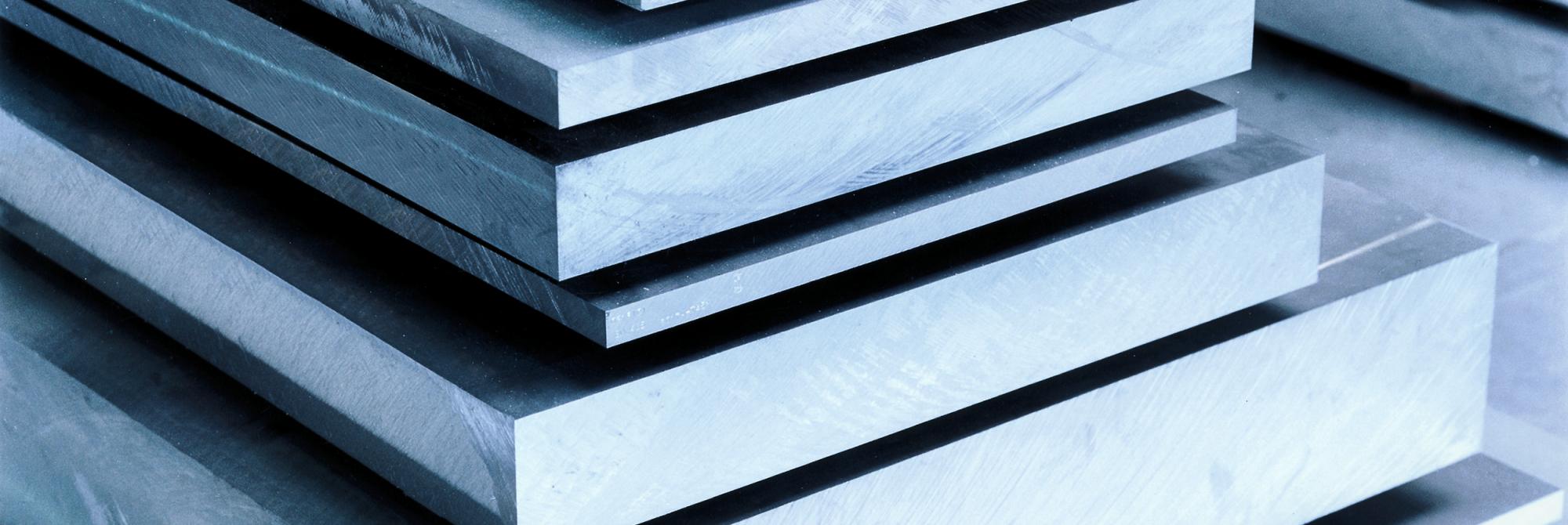 Aluminio - Metales no férricos