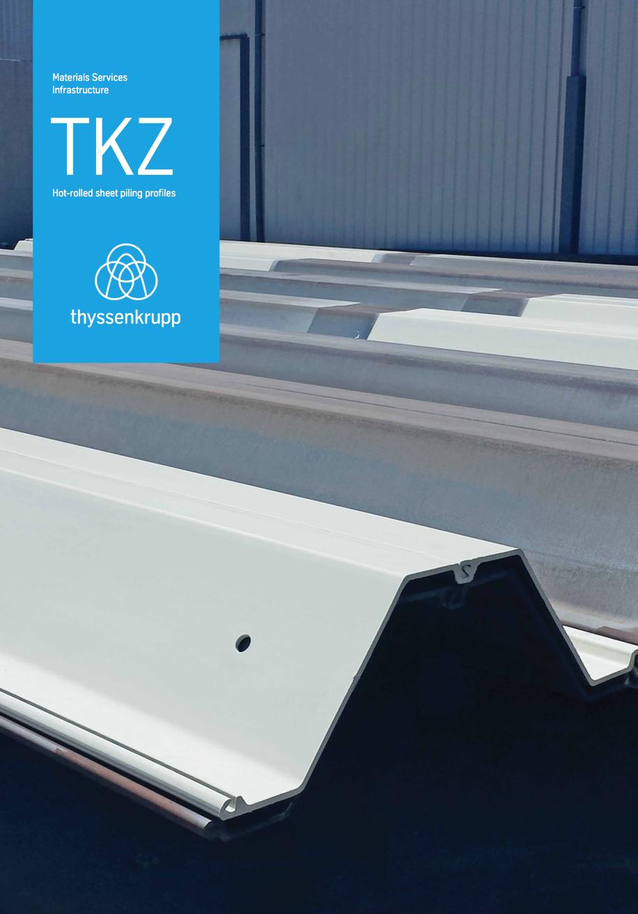 TKZ Sheet Piles