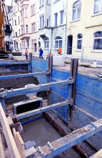 Kanalsanierung | Canal refurbishment