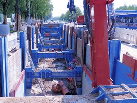 Kanalsanierung | Sewer redevelopment