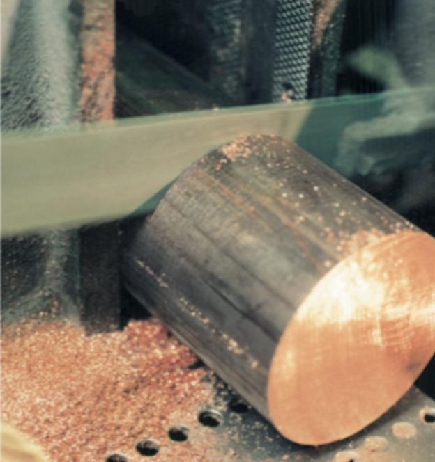 Kupfer und Rotguss