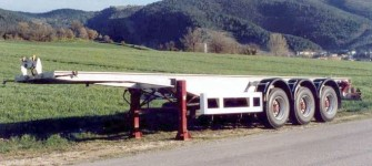 Fahrgestellrahmen