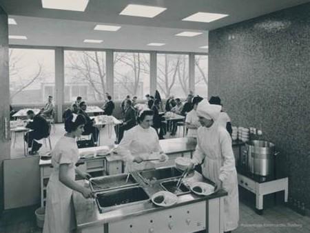 ATH Werkskantine 1961