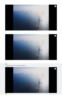 Multi Content Teaser: Dimensioning Desktop - Video active