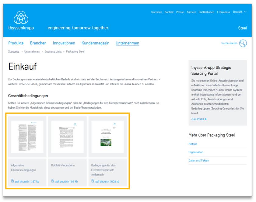 PDF Gallery - Module view