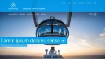 Homepage Big Stage: Vermaßung Desktop
