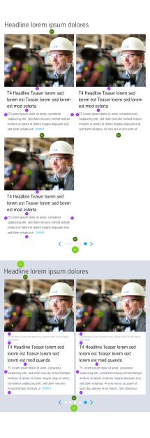 Image Teaser Slider: Dimensioning Tablet