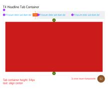 Tabs: Dimensioning Tablet