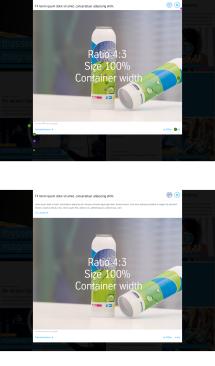 Image Lightbox: Vermaßung Desktop