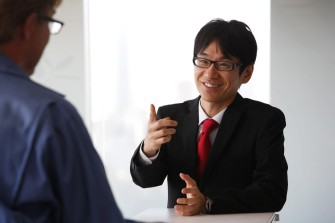 Hiroo Sensui, Engineer