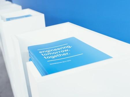 thyssenkrupp AG relatório anual