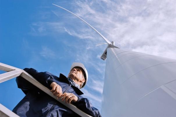 energia eólica rodamientos
