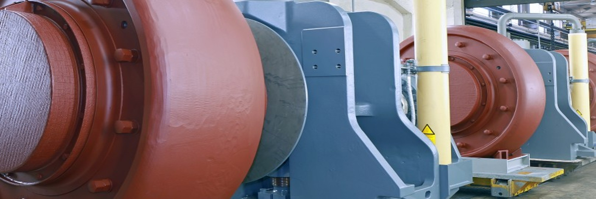 QUADROPOL roller mill cement