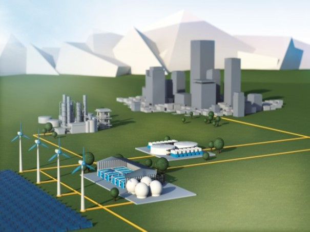 eletrólise hidrogênio verde energia renovável