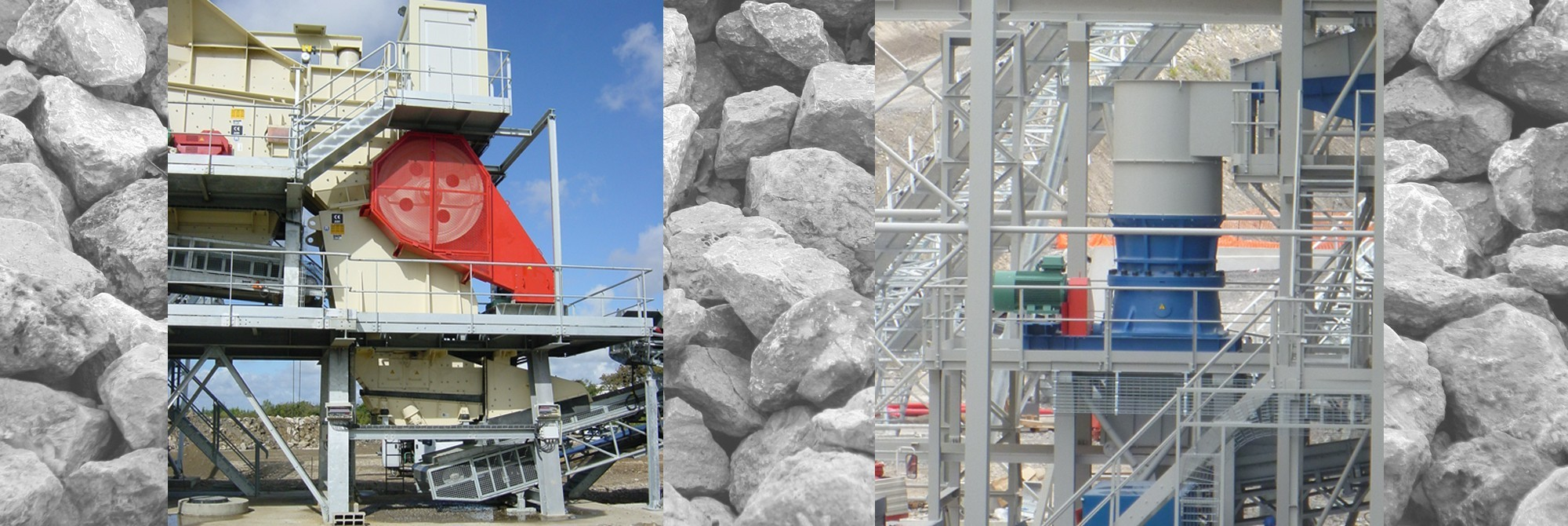 crushers aggregates industry