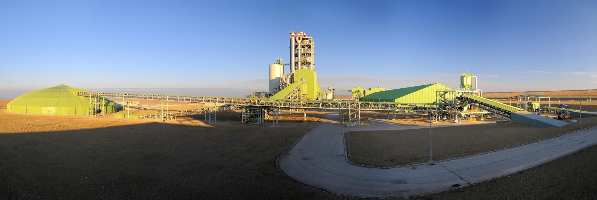 fábricas de cimento